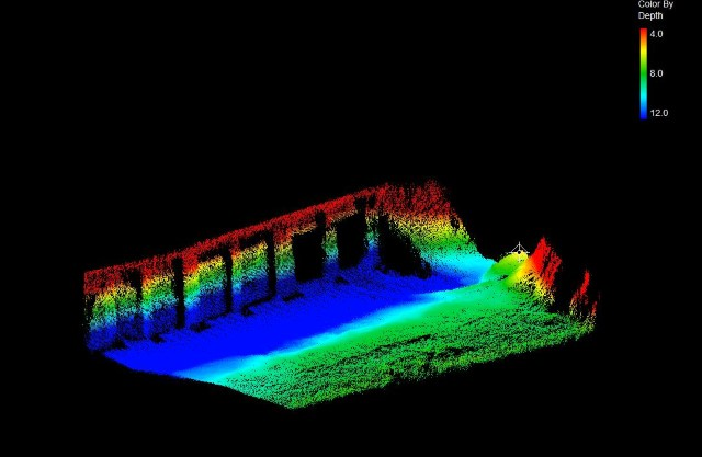 Bathymetry and Side Scan Sonar