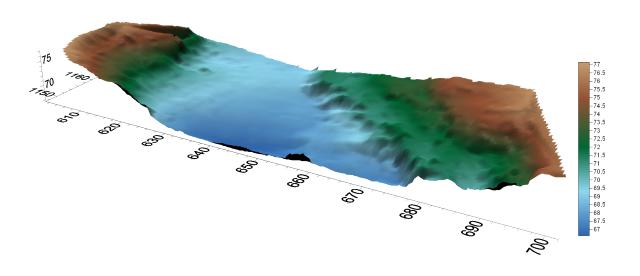 Dragage - Marine Geophysics