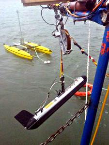 Développement Portuaire - Marine Geophysics